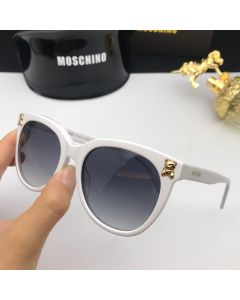 Moschino Teddy Bear Women Sunglasses White